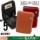 イタリア製ヌメ革タンポナートレザーシリーズ(テラローザ)ラウンドジップボックスコインケース