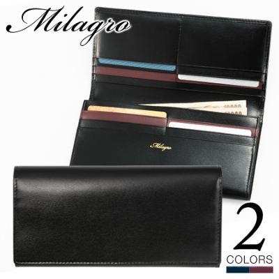 Milagro グレイスレザー 長財布 ミラグロ ohbp019